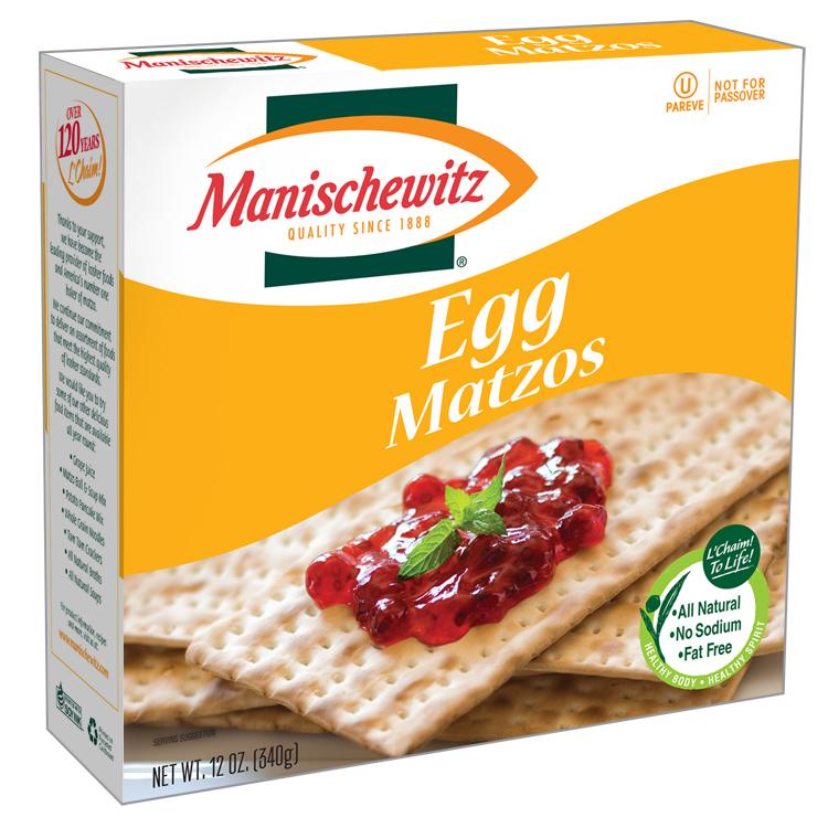Love And Matzah